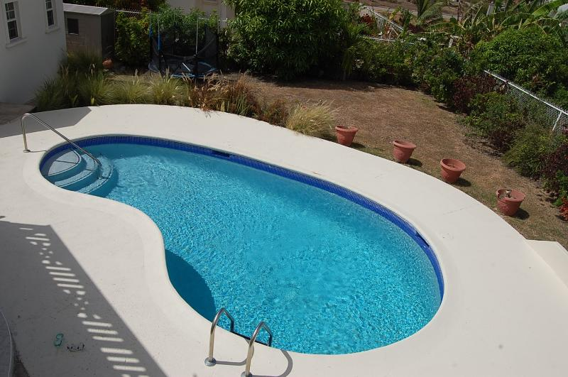 Pool and part of garden area. This continues around the rear of the property. Entertainment 2665887