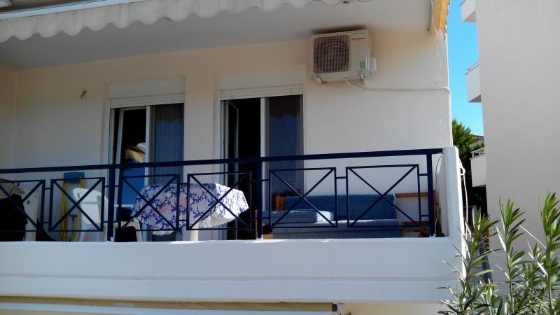 KALLITHEA HALKIDIKI!!! BEST PLACE FOR HOLIDAYS!!!, holiday rental in Kallithea