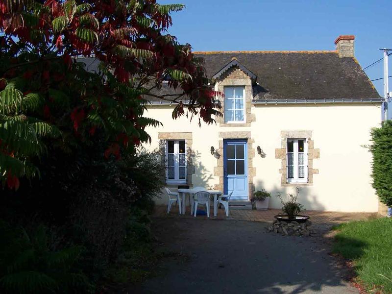 Location Gîtes de France pour vos vacances avec piscine, 4 à 6 personnes, dans le Morbihan Sud