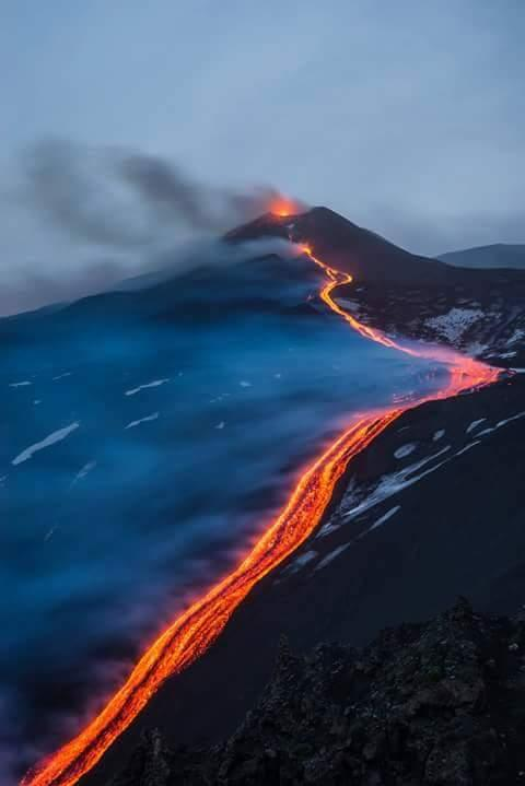 And climb the Europe's bigest volcano Etna.