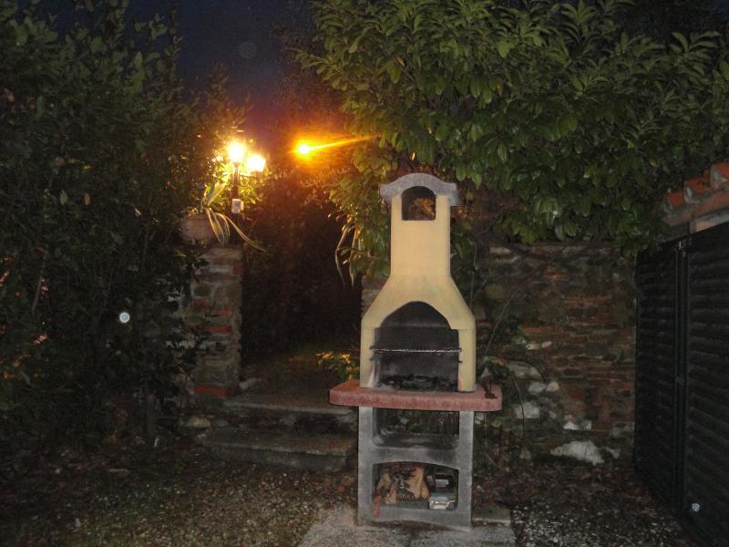 barbecue private for apartment