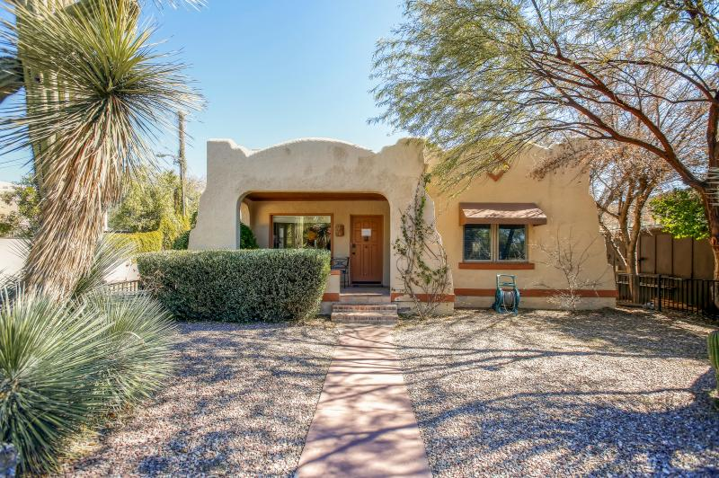 You'll find a peaceful escape at this beautiful Tucson vacation rental home!