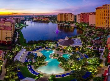 2 BD Wyndham Bonnet Creek in Gates of DisneyWorld, vacation rental in Orlando