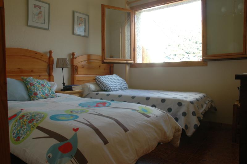 Piso 2 hab en Villanua, vacation rental in Canfranc