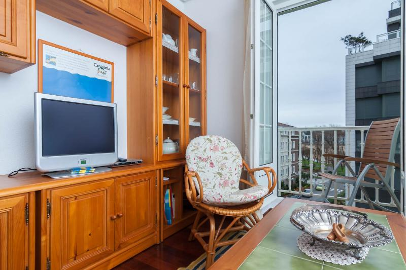 Balcon Playa Sardinero, vacation rental in Santander