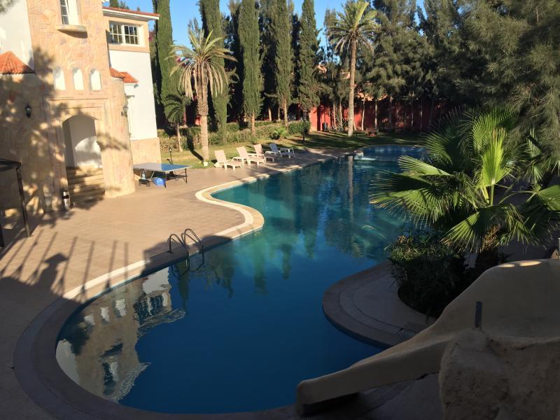 Villa piscine agadir
