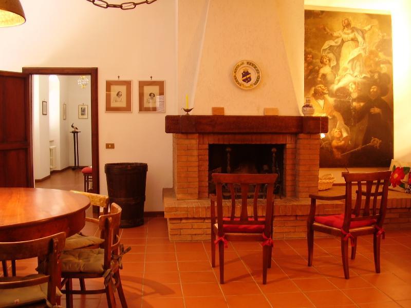 Agriturismo Dea - Appartamento Francescana II, casa vacanza a Valfabbrica