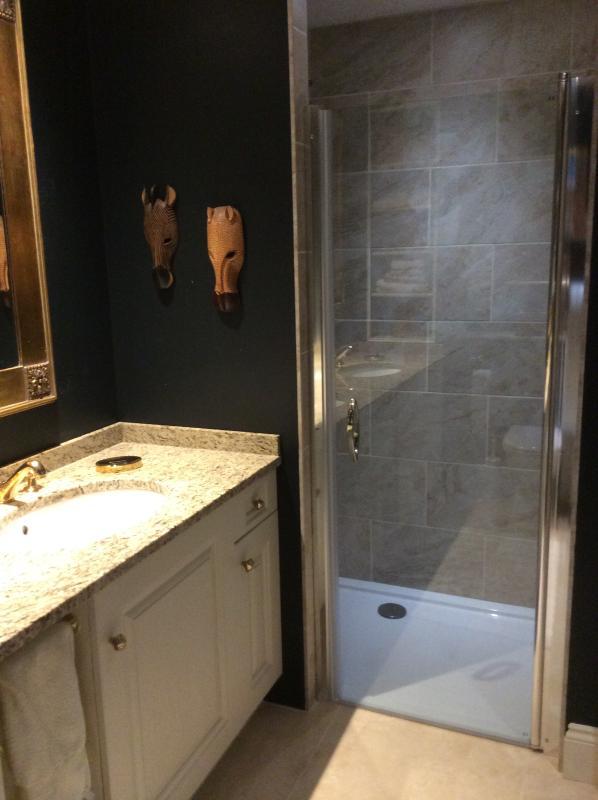 Superking en-suite shower