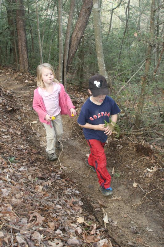 Parents will love to see them 'unplug & enjoy nature!