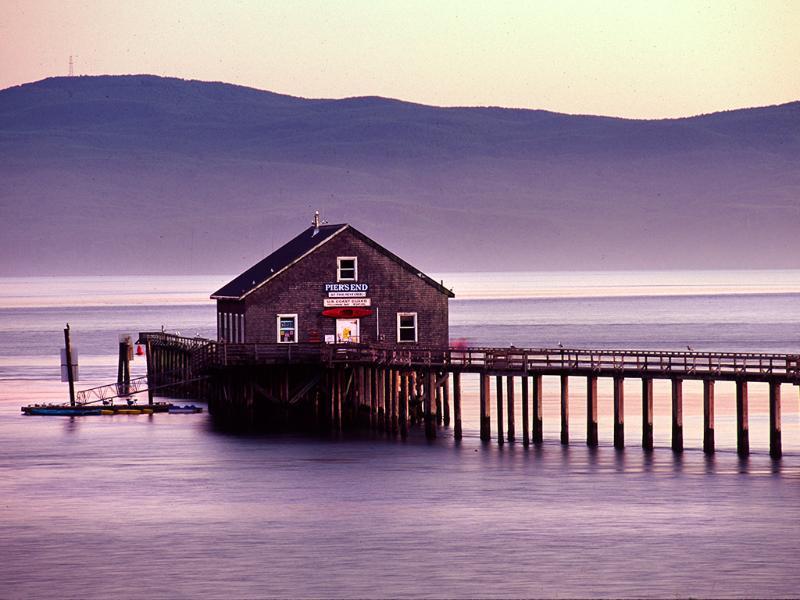 Scenic Tillamook bay & the small boat harbor of Garibaldi are a short drive away