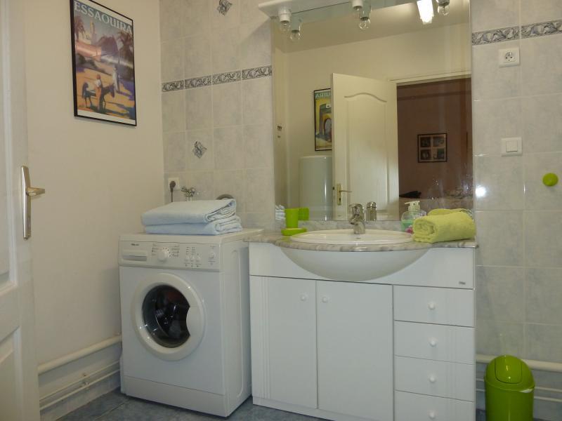 Downstairs Shower Room with Washing Machine