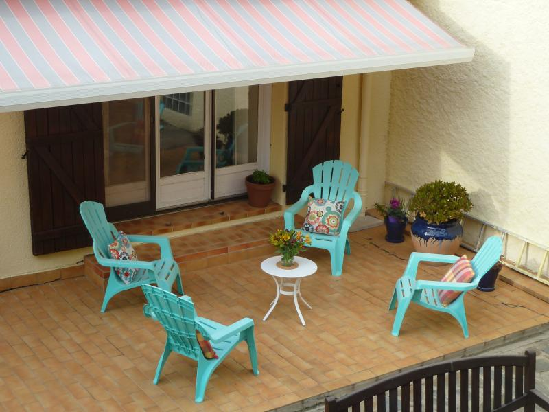 Outdoor Seating on Patio