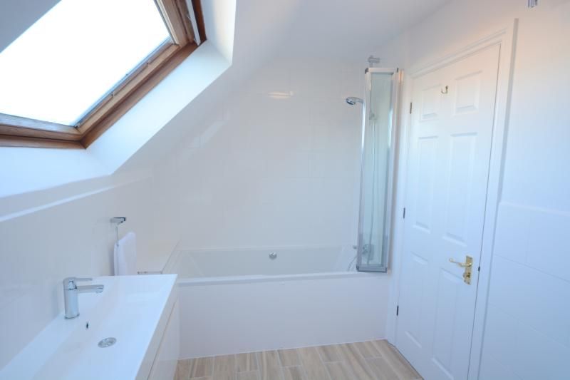 Second Floor Bathroom with Bath (shower over)