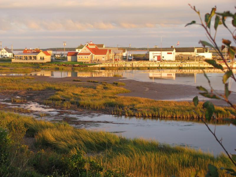 North Rustico Harbour Established in 1790