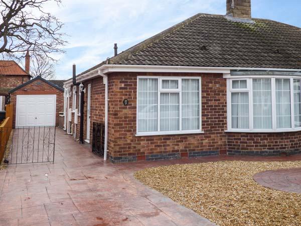 ELLABY bungalow, close to York, bike storage, WiFi in Haxby Ref 932580, location de vacances à Flaxton