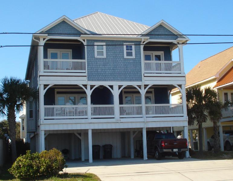 Great Ocean Views, Across The Street Pricing, Ferienwohnung in Carolina Beach