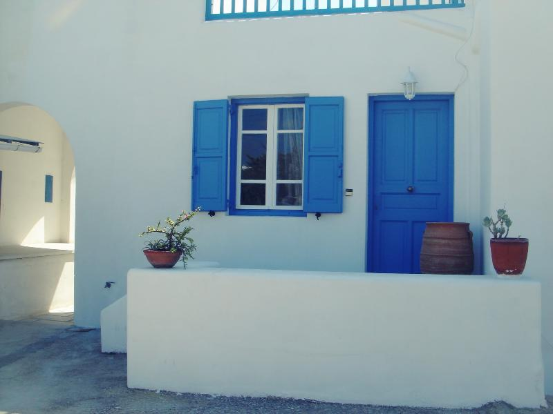 A slice of Mykonos heaven, holiday rental in Ornos