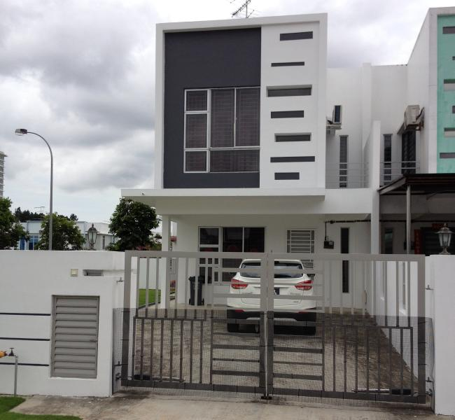 Comfort holiday house @Bukit Indah JB, holiday rental in Johor Bahru