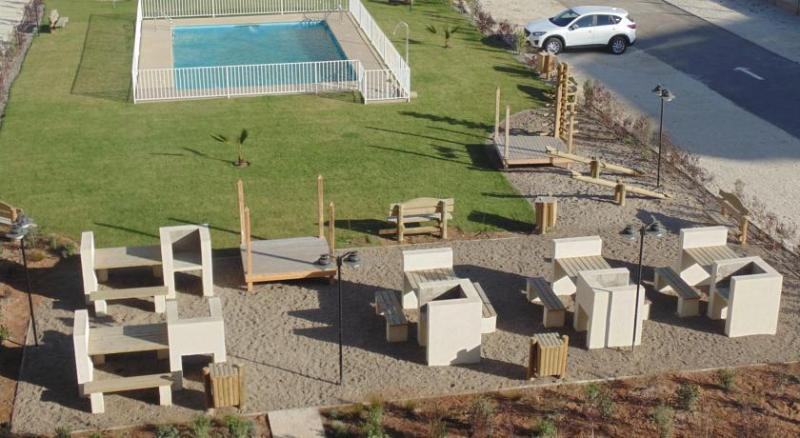 Departamento La Serena, Condominio Costanera del Mar, location de vacances à La Serena