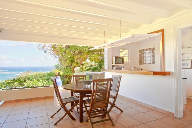 Villa Moorea Saint-Barthelemy, location de vacances à Marigot