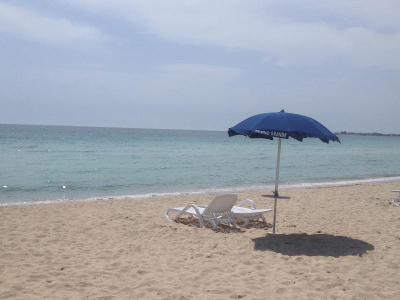 una spiaggia di Porto Cesareo