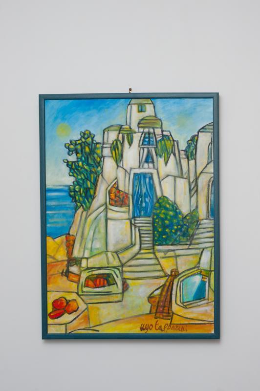 quadro del pittore Tapparini