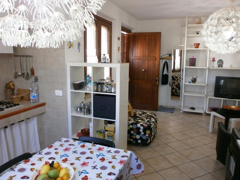 Da Fabrizio, holiday rental in Castelluzzo