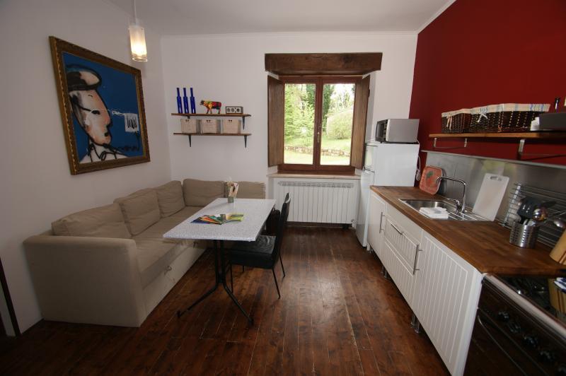 keuken appartement 'Yvette'