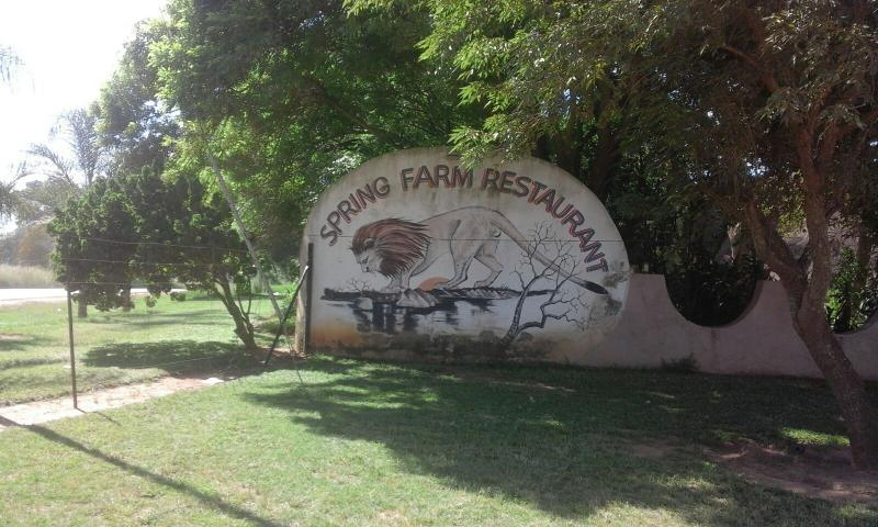 Spring Resort & restaurant, holiday rental in Mashonaland West Province