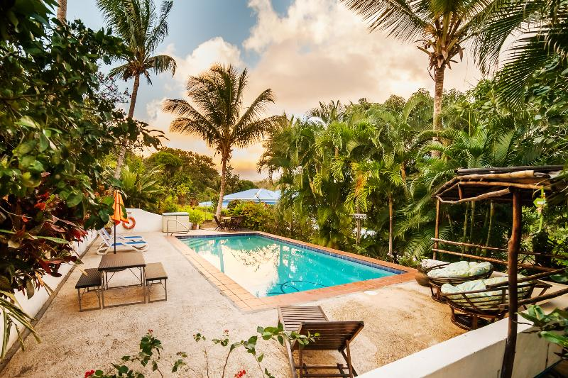 PalmView Villa, Riviere Doree, Choiseul, St. Lucia, location de vacances à Sainte-Lucie
