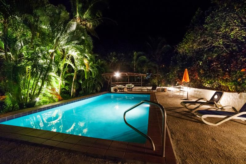 Night view 5 of pool