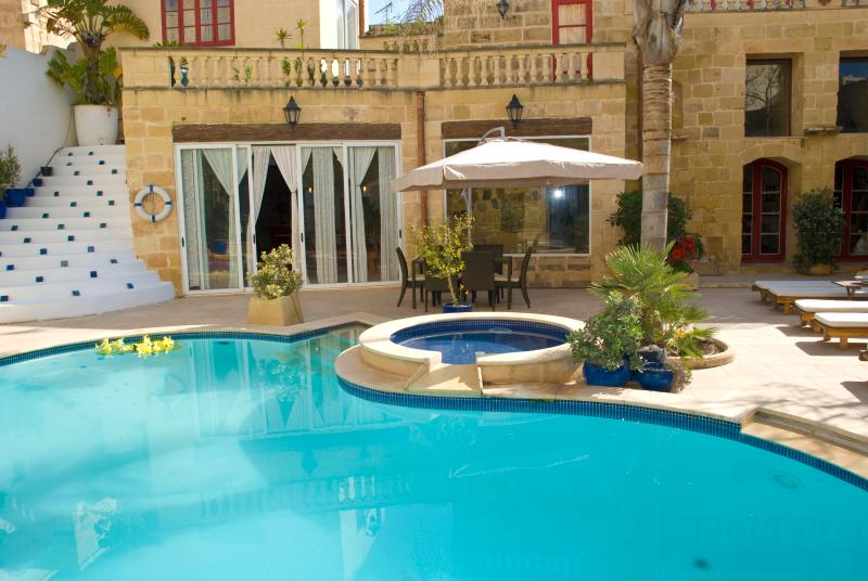 The Villa is ideal for family or group of friends for a tranquility and comfort holiday.
