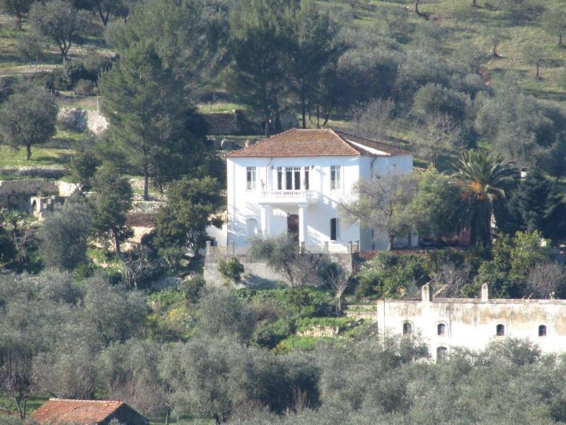Edge of Umbra Forest, a bikers & hikers paradise, vacation rental in Vieste