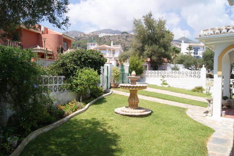 Parte giardino
