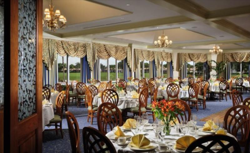 Beautiful Bonita Condo at Worthington - CLUBHOUSE DINING ROOM