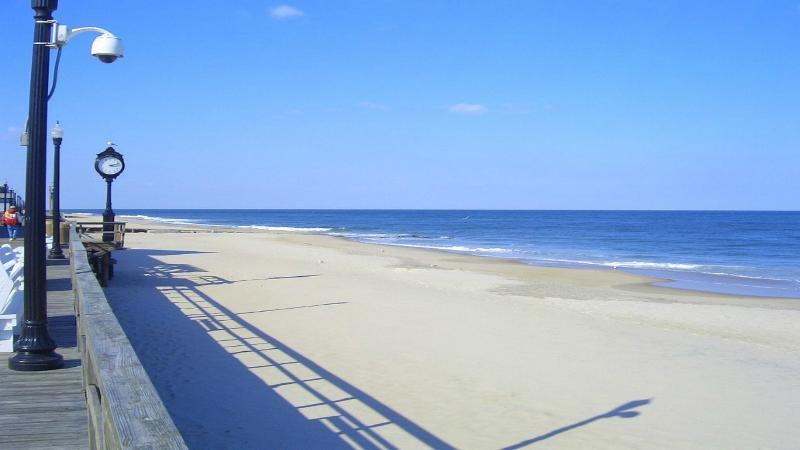 Pristine maintained beaches for early morning and evening walks along the beach