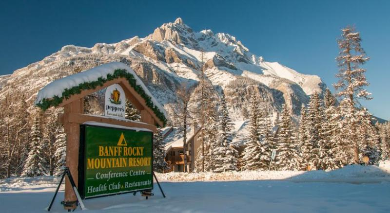 1br Banff Rocky Mountain Resort Has Dvd Player And Wi Fi