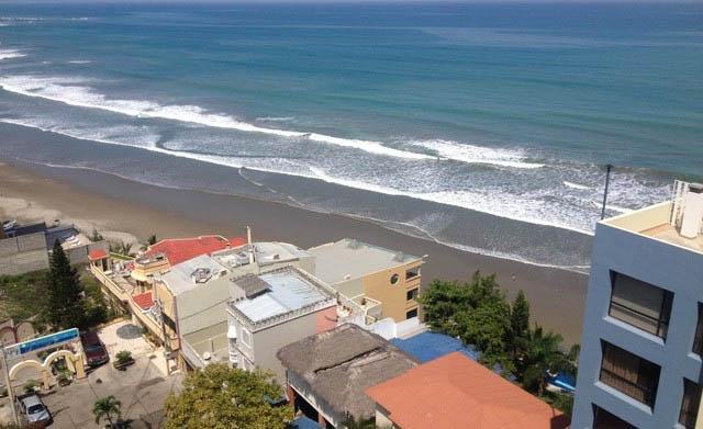 Departamento 2 dormitorios al mar en Manta, alquiler vacacional en Santa Marianita