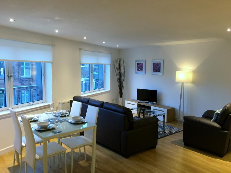 Tolbooth: One Bedroom Apartment with Sofa Bed, location de vacances à Glasgow