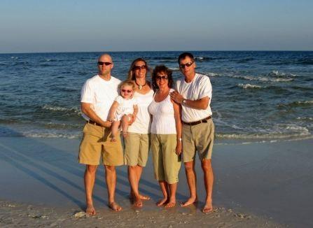 Destin is a great spot for your next family reunion