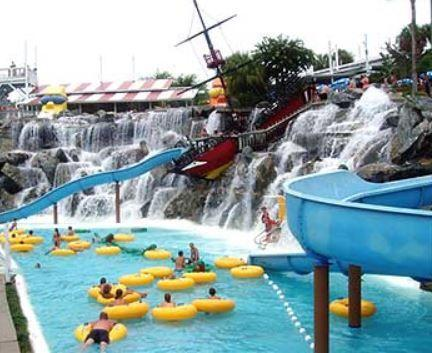 Big Kahuna's Water Park 10 min from condo