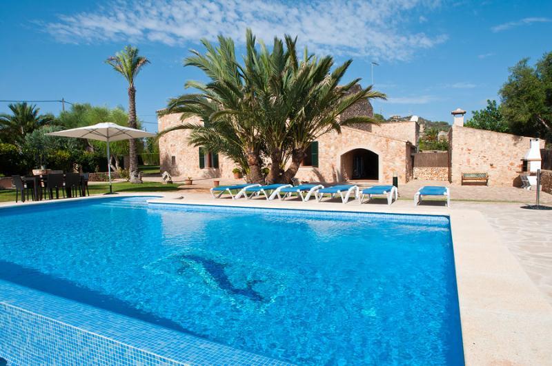 Can Corso, location de vacances à S' Horta