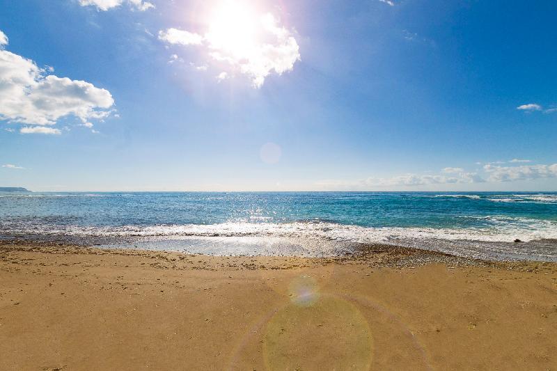 Local Beach at Timi