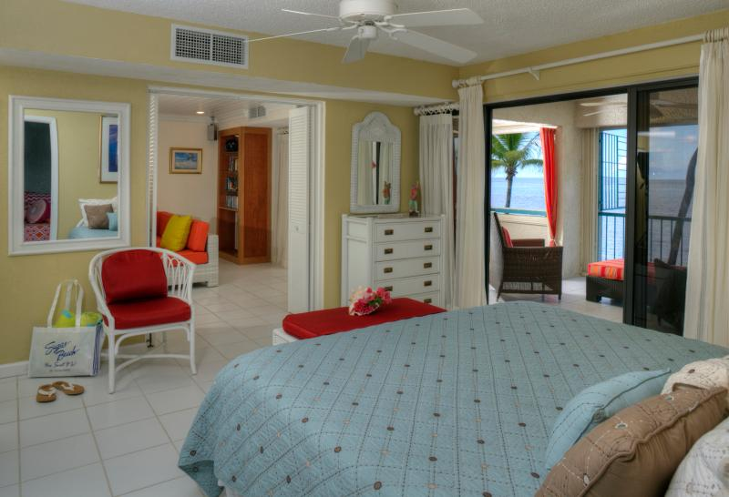 Relax in the Master Bedroom - with direct access to our Stunningly beautiful View.