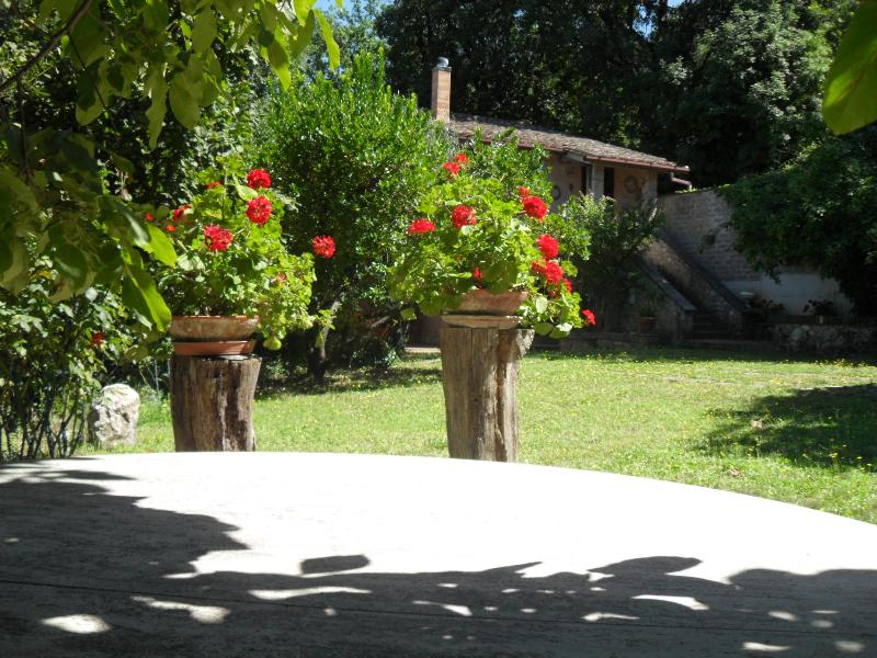 Converted farmhouse with pool in Sabina hills Has Patio and Terrace ...