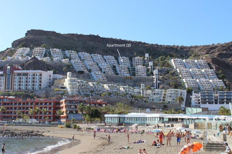 beach Playa del Cura