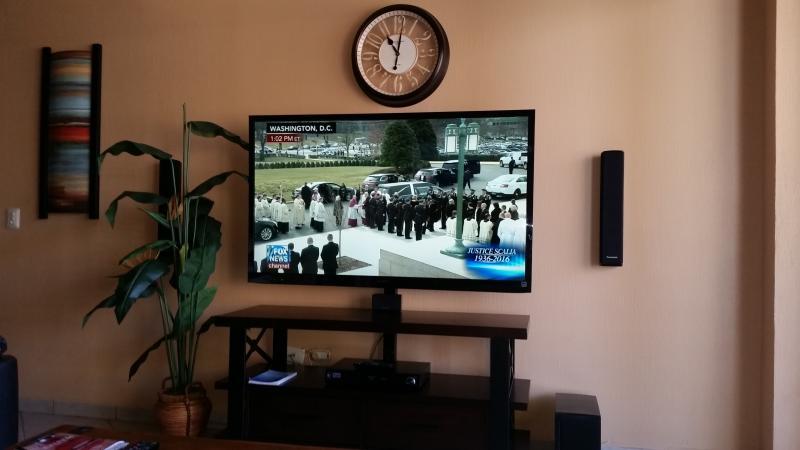 60' Sony HDTV