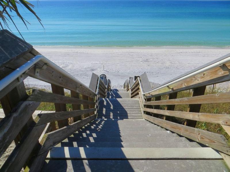 Typical Seagrove Beach Access