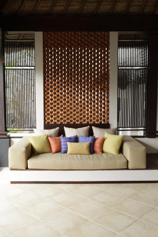 sofa sitting area