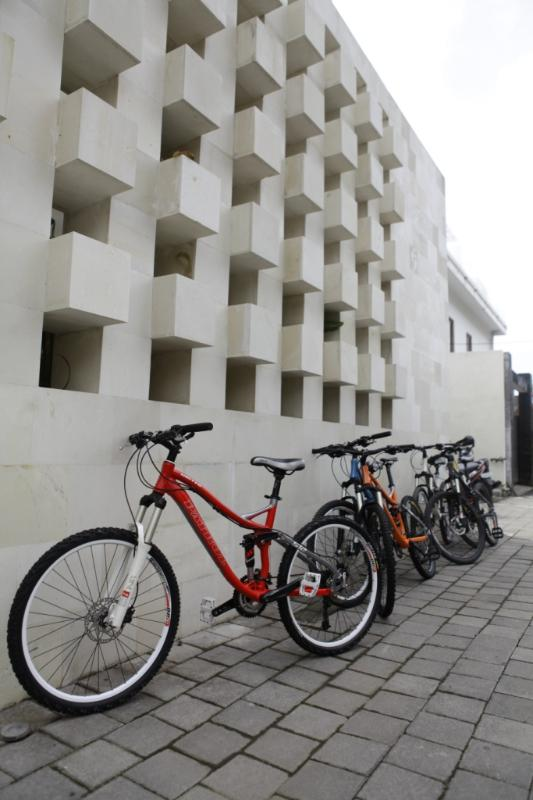bicycle facilities